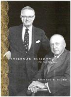 A Stikeman Elliott: The First Fifity...