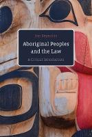 Aboriginal Peoples and the Law: A...