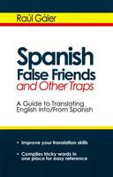 Spanish False Friends and Other ...