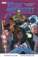Young Avengers by Kieron Gillen &...