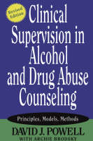 Clinical Supervision in Alcohol and...
