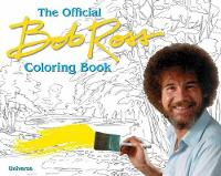 Bob Ross Coloring Book