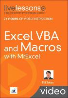 Excel VBA and Macros with MrExcel...