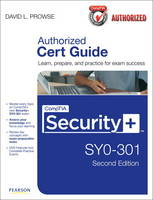 CompTIA Security+ SY0-301 Authorized...