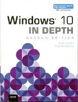 Windows 10 In Depth (includes Content...