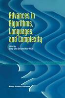 Advances in Algorithms, Languages, ...