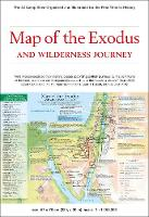 Map of the Exodus and Wilderness...