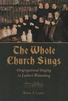 The Whole Church Sings: ...