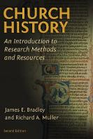Church History: An Introduction to...
