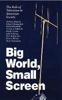 Big World, Small Screen: The Role of...