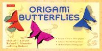 Origami Butterflies [With 96 Sheets...