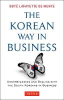 Korean Way in Business: Understanding...