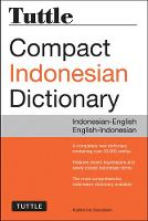 Tuttle compact Indonesian<>English...