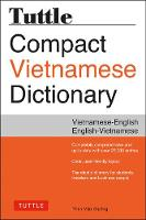 Tuttle compact Vietnamese<>English...