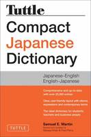 Tuttle Compact Japanese Dictionary,...