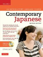 Contemporary Japanese - Book 1