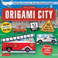Origami City: Fold Your Own Cars,...