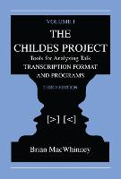 The Childes Project: Tools for...