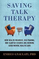 Saving Talk Therapy: How Health...