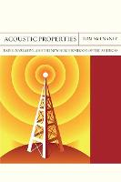 Acoustic Properties: Radio, ...