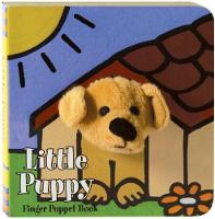 Finger Puppet Book: Little Puppy