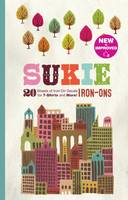 Sukie Iron-Ons: 20 Sheets of Iron-On...