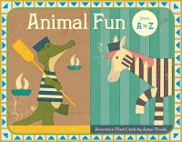 Animal Fun from A to Z: Decorative...