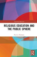 Religious Education and the Public...