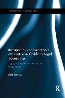 Therapeutic Assessment and...