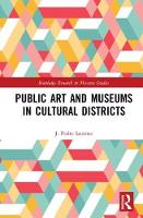 Public Art and Museums in Cultural...