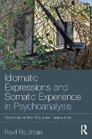 Idiomatic Expressions and Somatic...