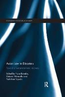 Asian Law in Disasters: Toward a...