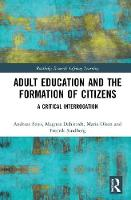 Adult Education and the Formation of...