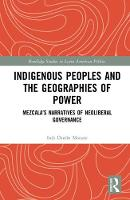 Indigenous Peoples and the ...