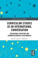 Curriculum Studies as an ...