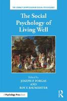 The Social Psychology of Living Well