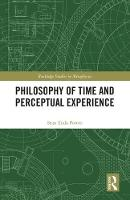 Philosophy of Time and Perceptual...