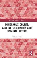 Indigenous Courts, Self-Determination...