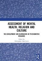 Assessment of Mental Health, Religion...