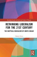 Rethinking Liberalism for the 21st...