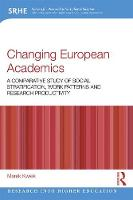 Changing European Academics: A...