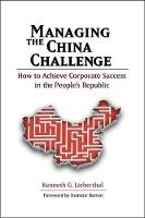 Managing the China Challenge: How to...