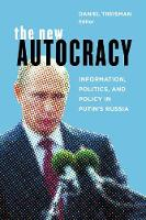 The New Autocracy: Information,...