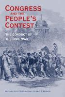 Congress and the People's Contest: ...