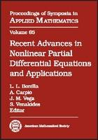 Recent Advances in Nonlinear Partial...