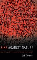 Sins against Nature: Sex and Archives...