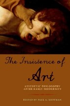 The Insistence of Art: Aesthetic...