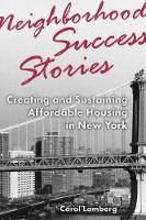 Neighborhood Success Stories: ...