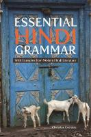 Essential Hindi Grammar: With ...