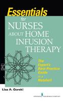 Essentials for Nurses about Home...